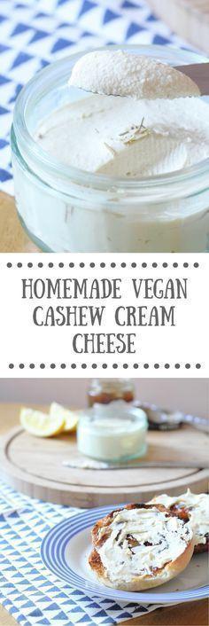 homemade cashew cream cheese recipe cashew cream cream