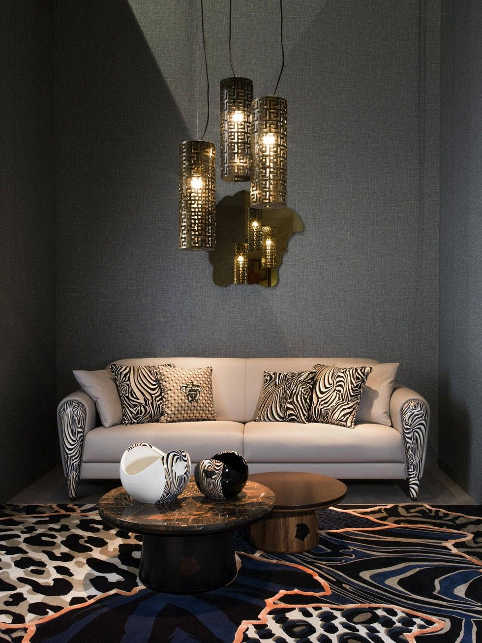 Home Furniture Ideas New Versace Home Collection