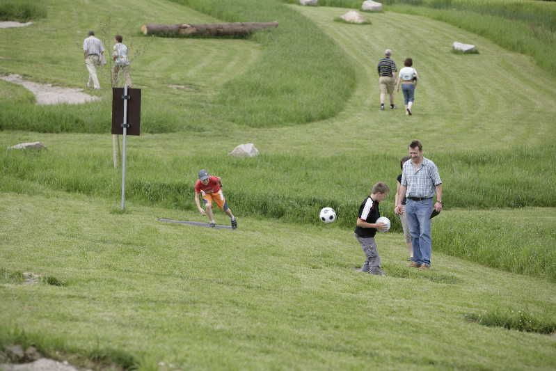 Soccerpark Bayern Fussballgolf Anlagen Fussball Bayern