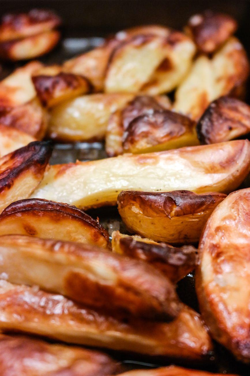 Trikset for helt perfekte ovnsbakte poteter
