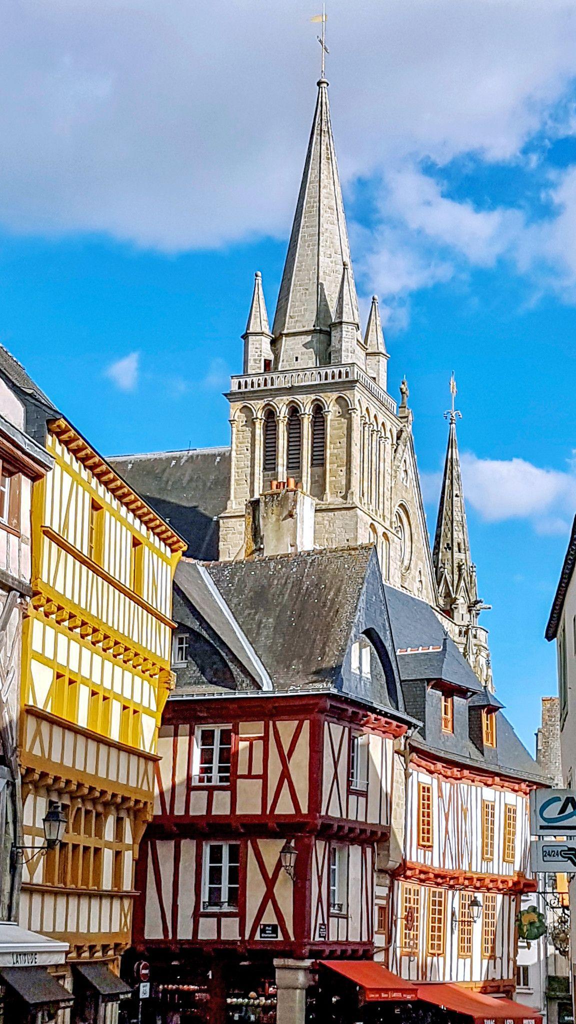 Vannes Bretagne Morbihan France en 2020 Bretagne paysage