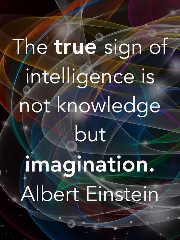Intelligent knowledge imagination