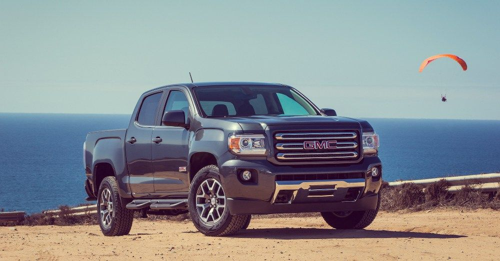 More Than 100 Years Of Experience Pays Off Gmc Canyon Gmc