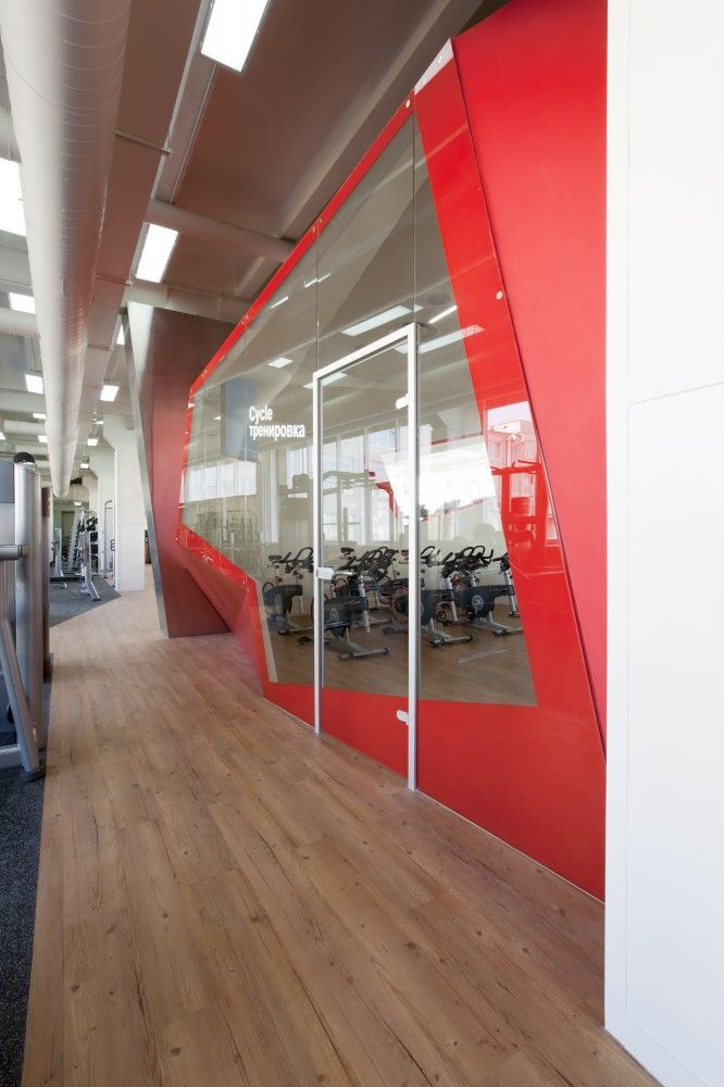Inspirational Gym Architecture Design