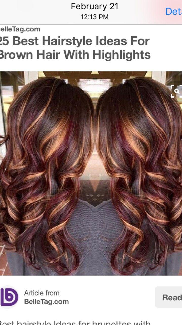 Pin By Stephanie Deberry On Hair Ideas Pinterest Hair Hair