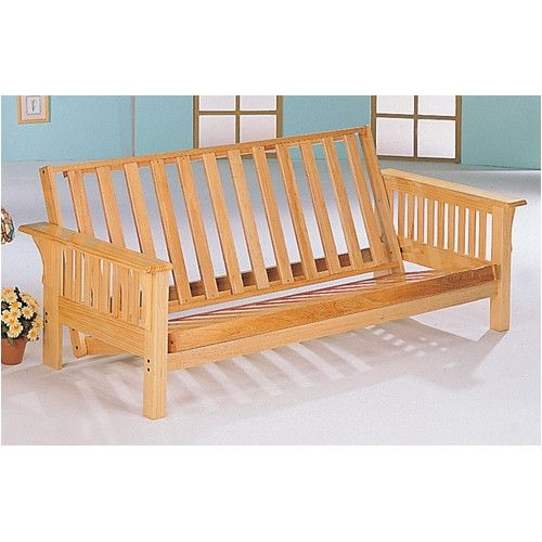 Inspirational Futon Bed Frame Wood