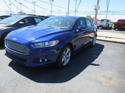2016 Ford Fusion 4Dr Sdn SE FWD Ford Fusion Pinterest