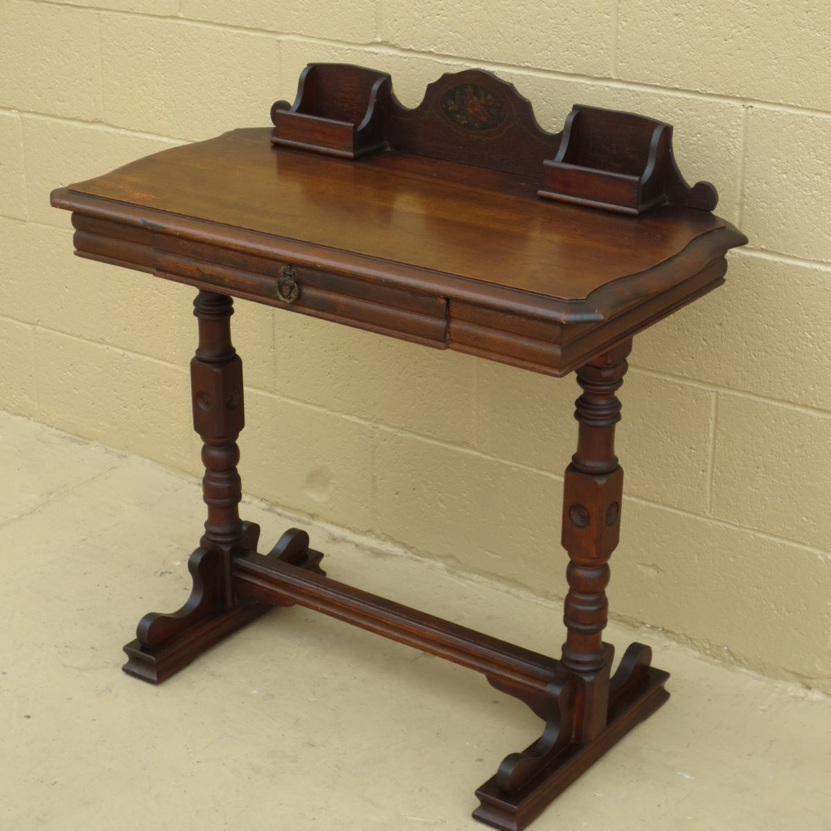 Antique Writing Table Desk - Antique Writing Table Desk Antique Furniture