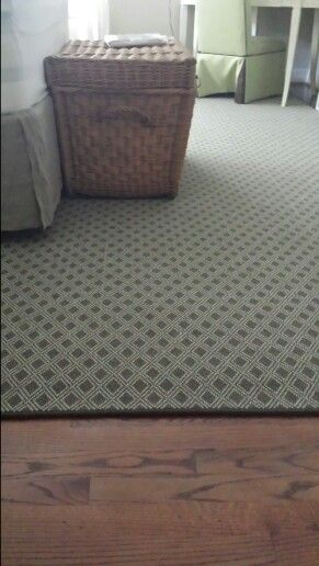 Custom Wool Area Rug With Surged Edge How To Clean Carpet Carpet Cleaning Hacks Diy Carpet Cleaner