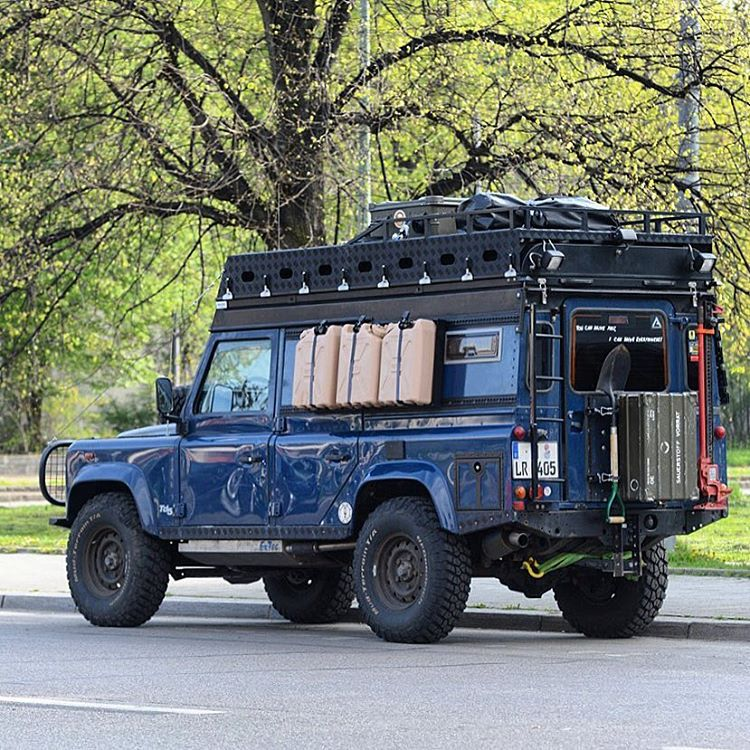 Land Rover Defender 110 For Sale: Land Rover Defender 110 Wait For You...