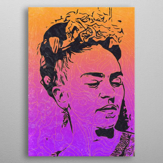 Frida Kahlo Furniture American Pickers: Frida Kahlo Art Celebrities Poster Print