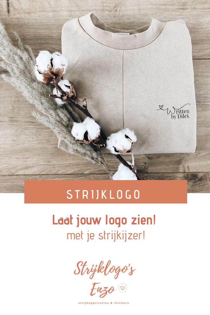 Pin op Strijklogo's enzo Strijkapplicaties en stickers