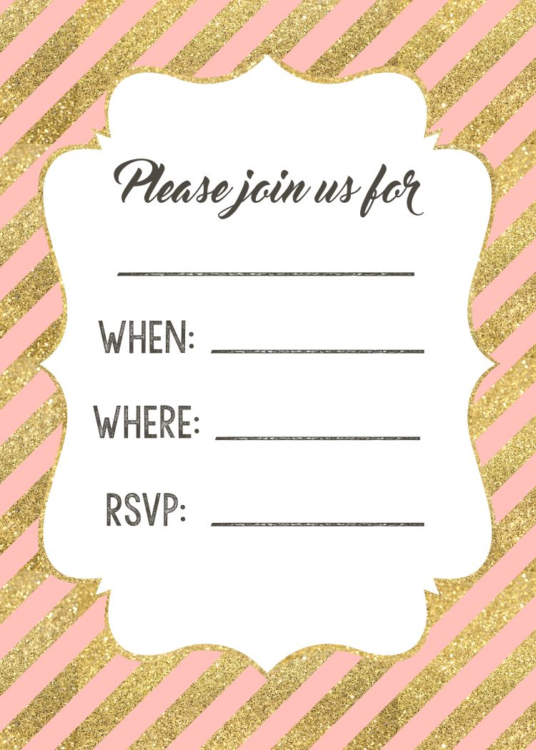 Papertraildesign Wp Content Uploads 2016 03 Pink Gold Invitation