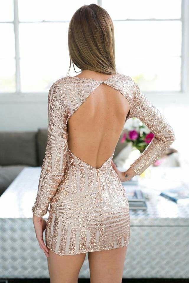 46+ Rose gold short dress ideas information