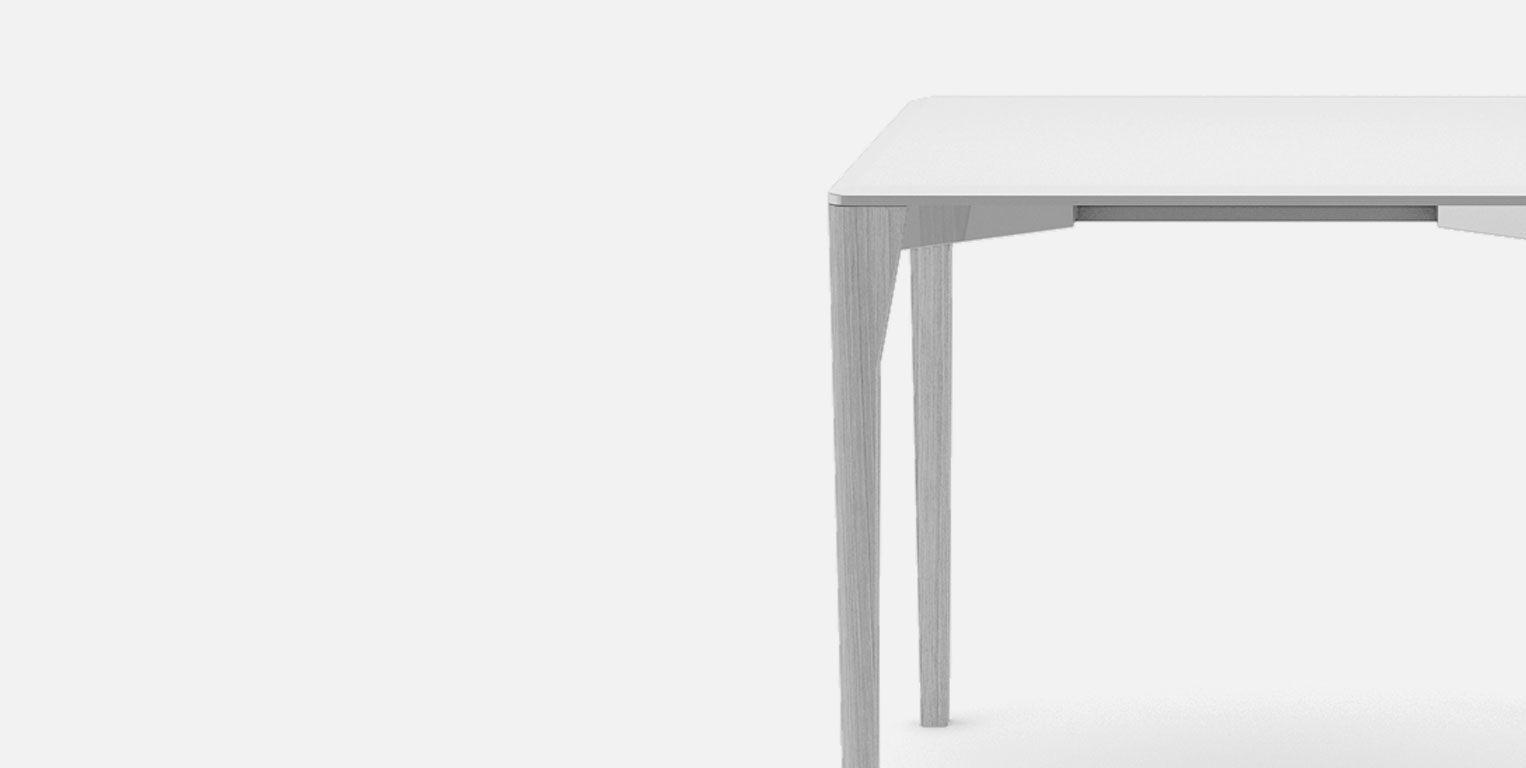 Elegant Long White Bar Table