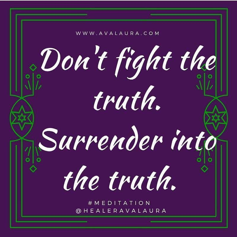 Truth is truth regardless if you accept it or not. The sooner you accept it the sooner you live your most amazing life! #truth #truthbetold #thetruth #surrender #supersoulsuccess #liveyourlife #liveyourbestlife
