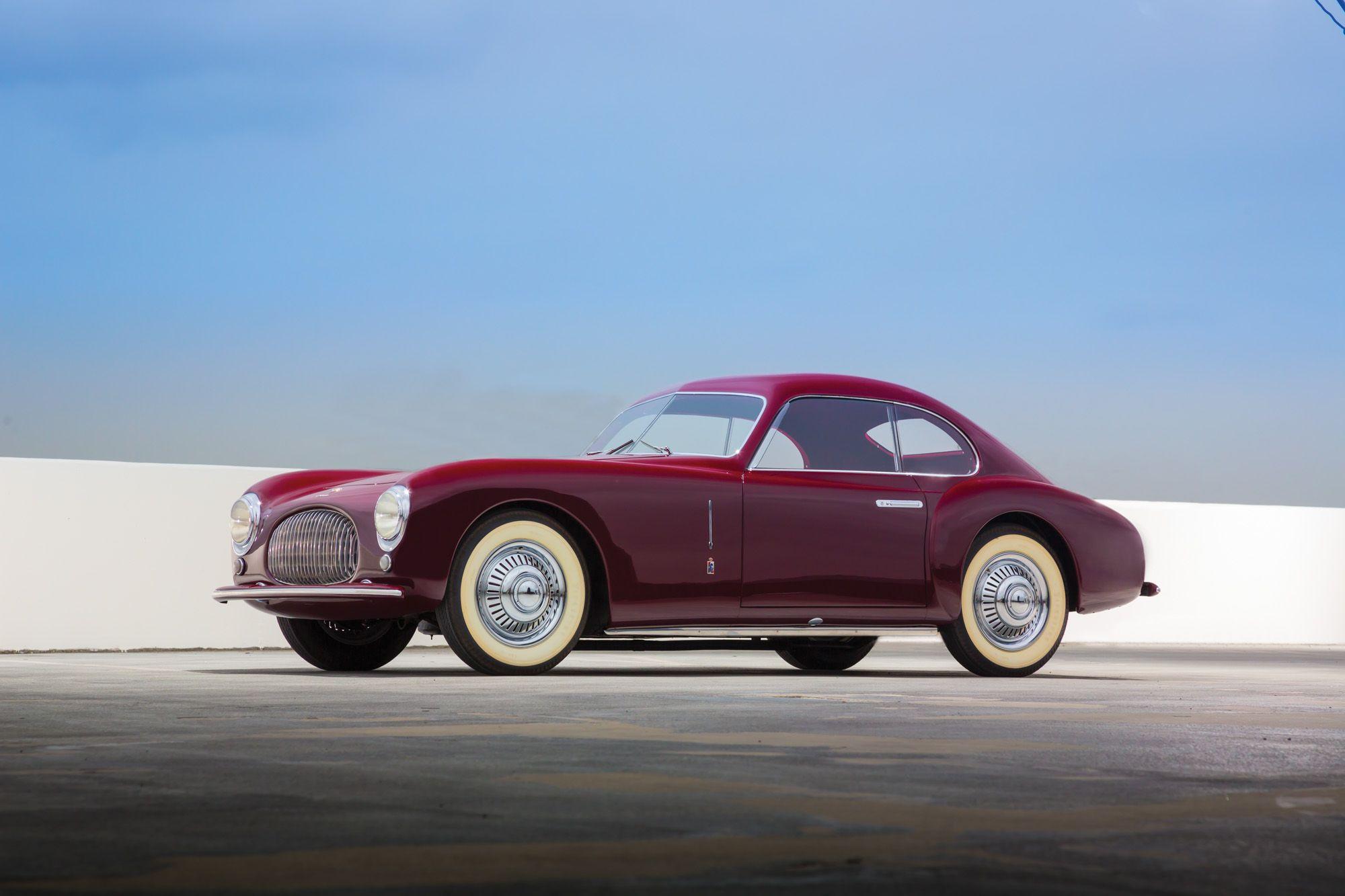 1947 Cisitalia 202 Coupe