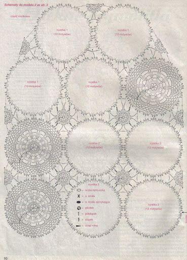 Obrusy (okrągłe, owalne) - Urszula Niziołek - Álbumes web de Picasa