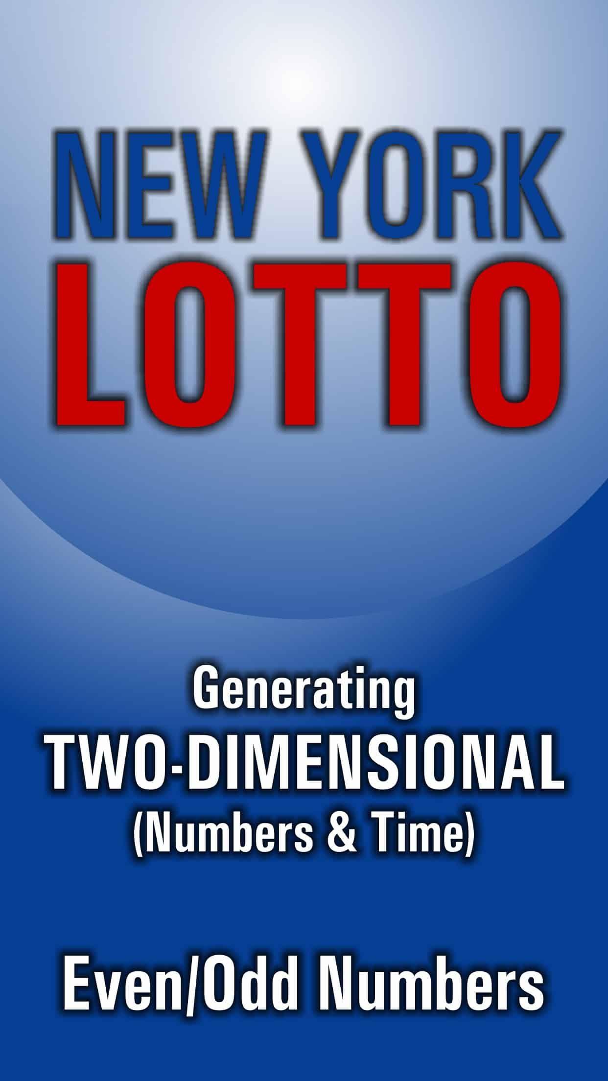 Win lotto strategies results ny
