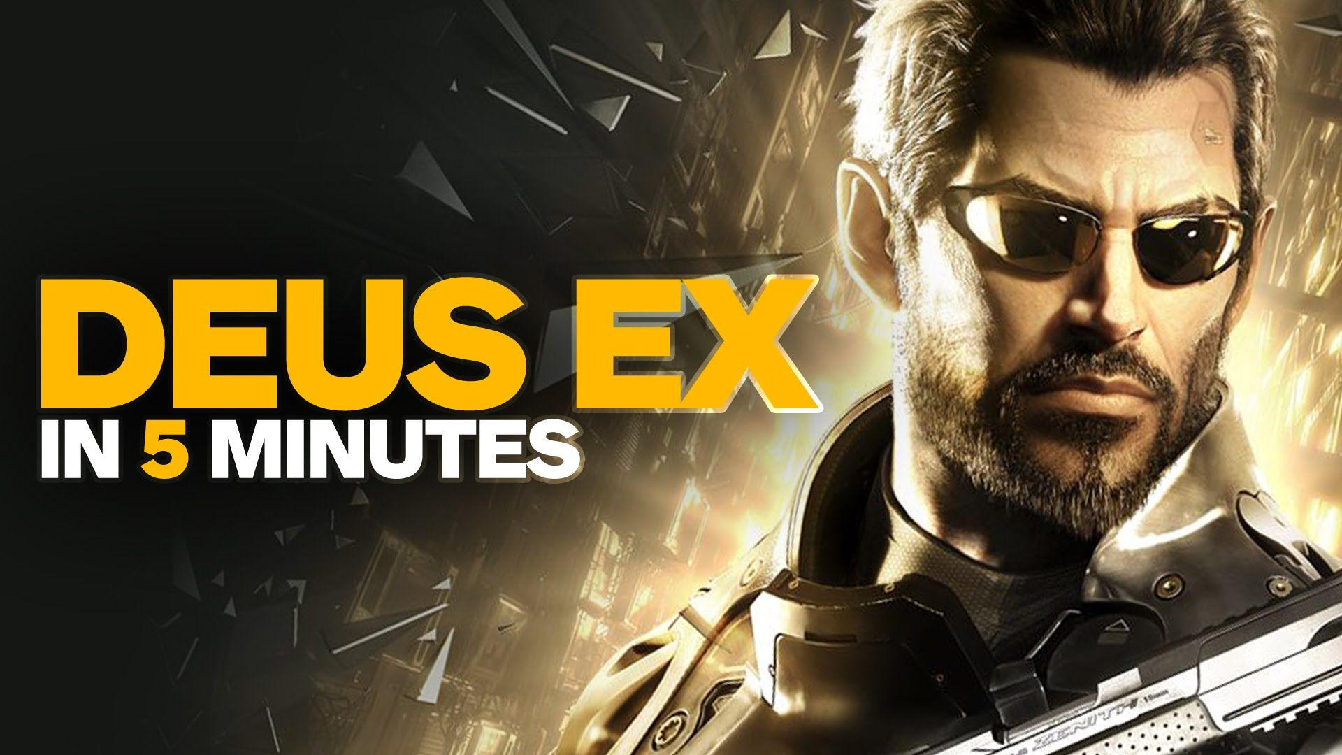 deus ex in 5 minutes computer games games video games videogames