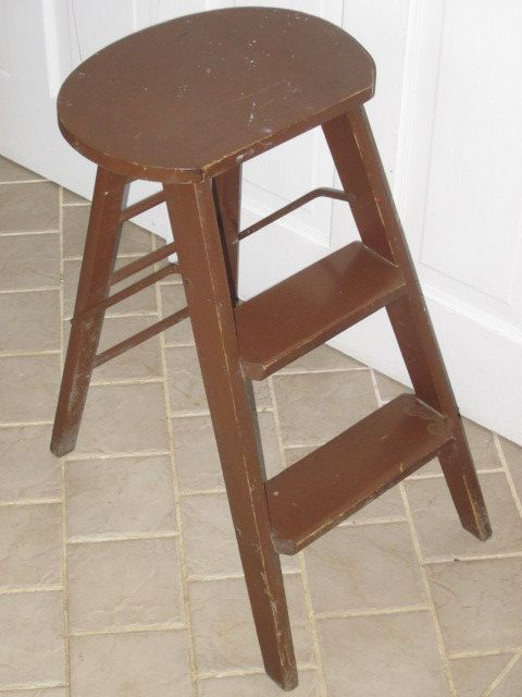 Awesome Chair and Step Stool