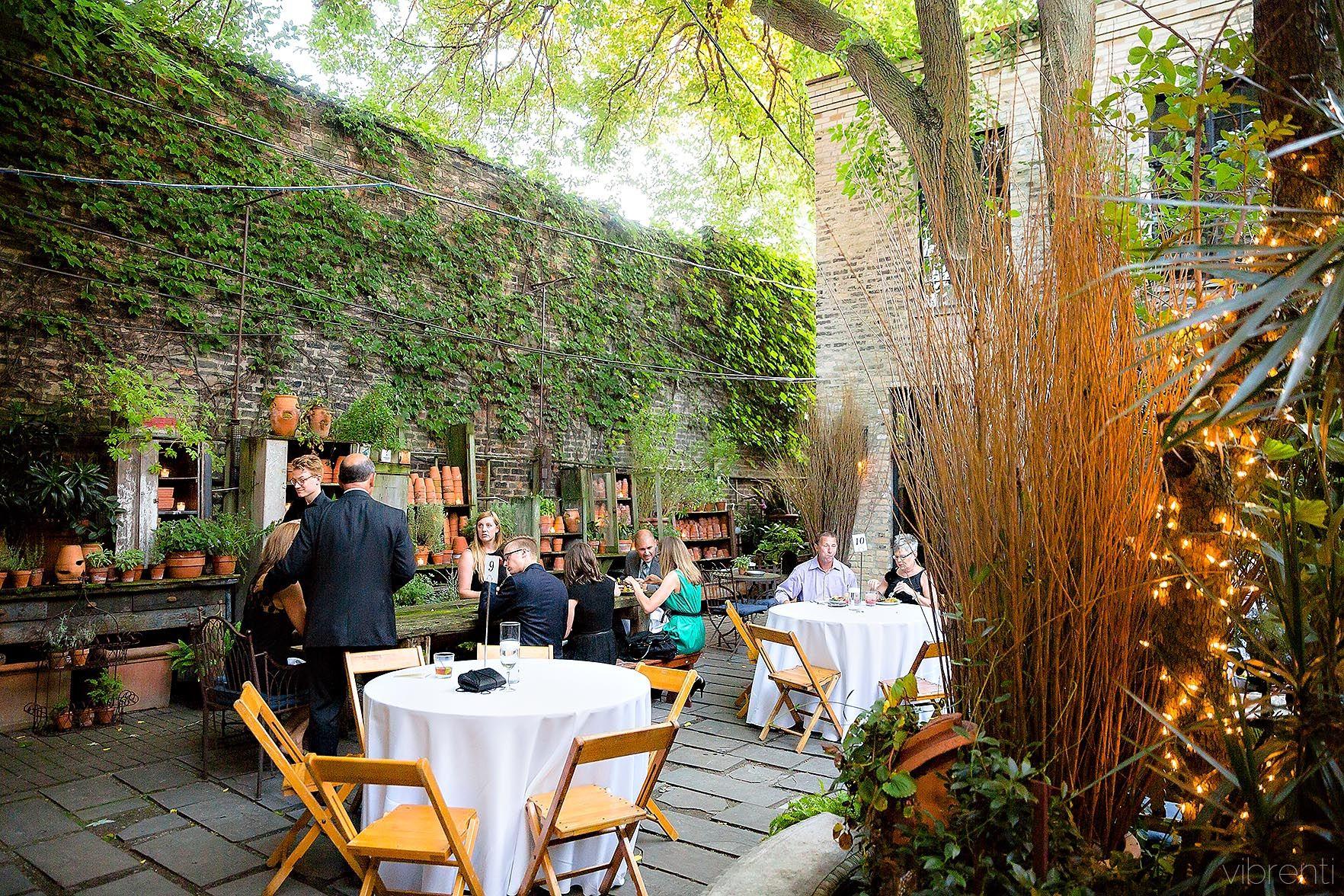 A New Leaf Chicago Wedding Chicago wedding venues