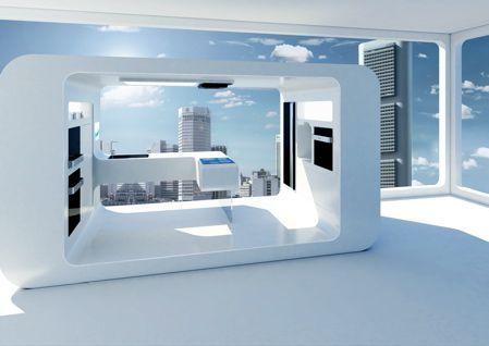 Image Result For Futuristic Interior Design Concept