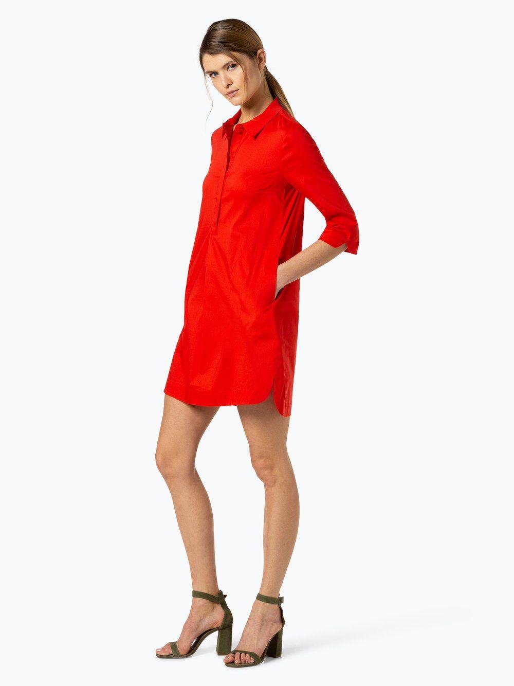 marie lund kleid rot | marie lund, kleider, modestil