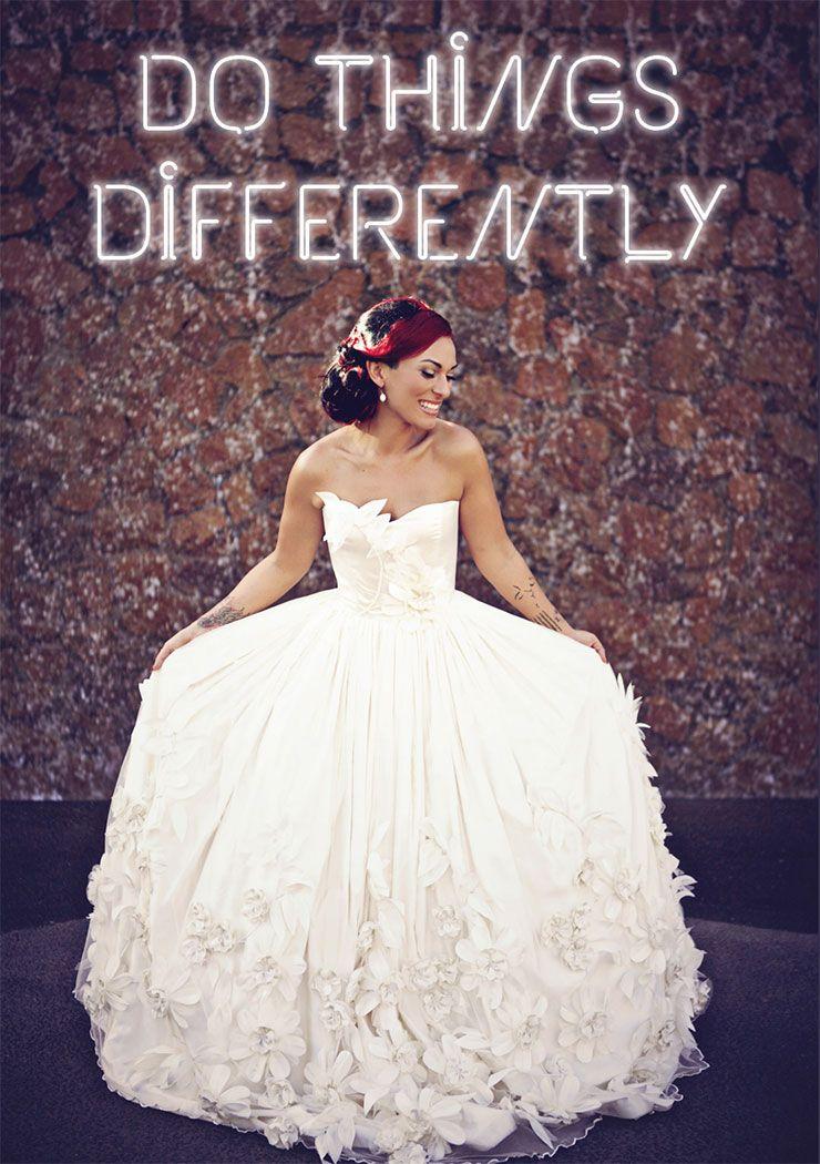 Amazing Alternatives To A Traditional Wedding Reception