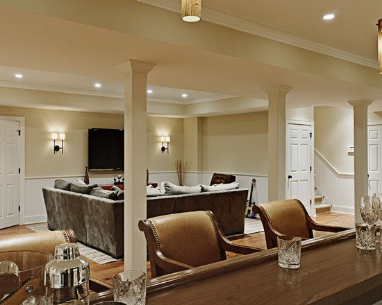 Awesome Basement Colors Ideas