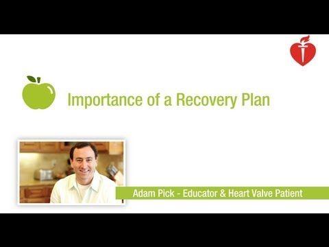 Make Your Winning PostSurgery Recovery Plan  Heart Surgery Prep