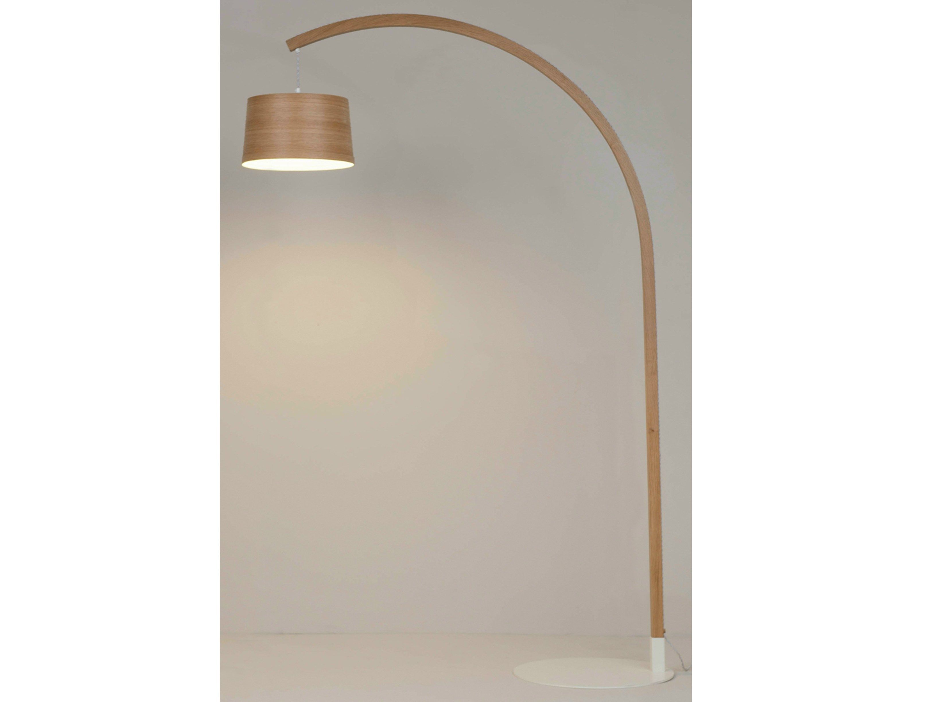 Stem Floor Lamp By Tom Raffield Design Tom Raffield Oak Floor Lamp Lamp Floor Lamp