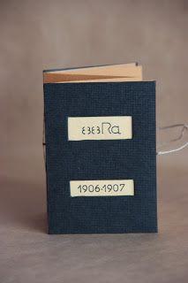 "Livre d'artiste ""88Ra"""