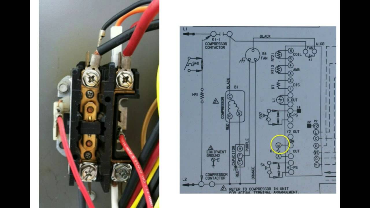 Understanding Hvac Schematics 1 Bas Pinterest Plumbing Capacitor Wiring Air Conditioners Fashion Hub Diagram Appliances