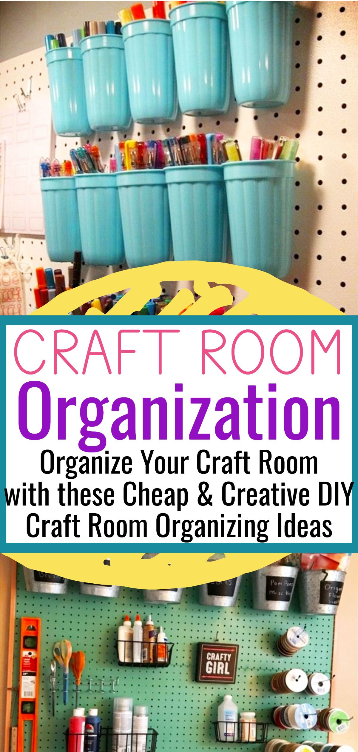 Craft Room Organization Organize Your Craft Room Craft Room Organization