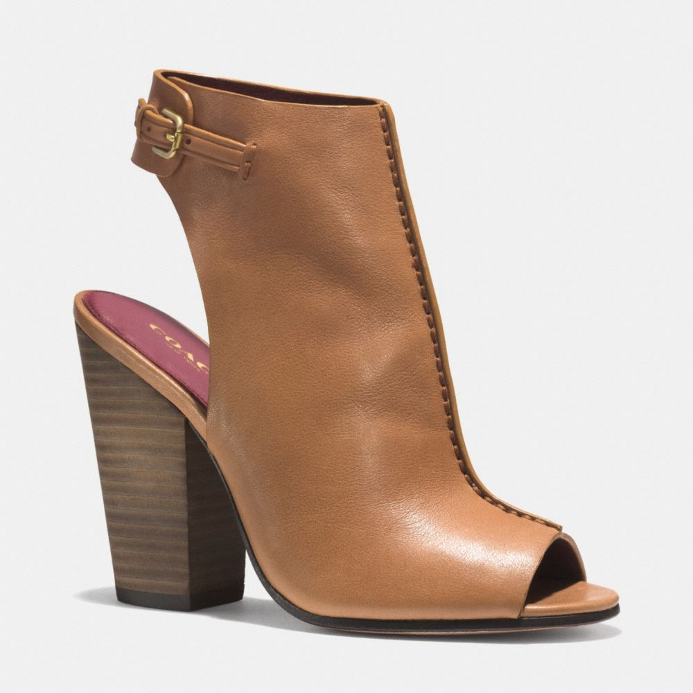 The Saratoga Heel from Coach