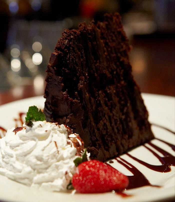 Chocolate cake food drinks pinterest chocolate cake chocolate cake from bar louie mozeypictures Choice Image