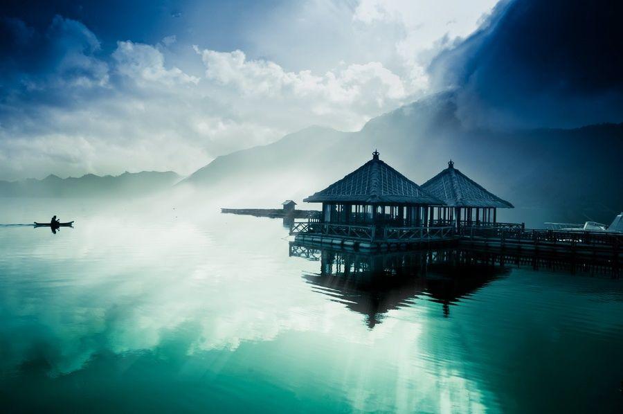 Mystic Lake by Wisnu Taranninggrat on 500px
