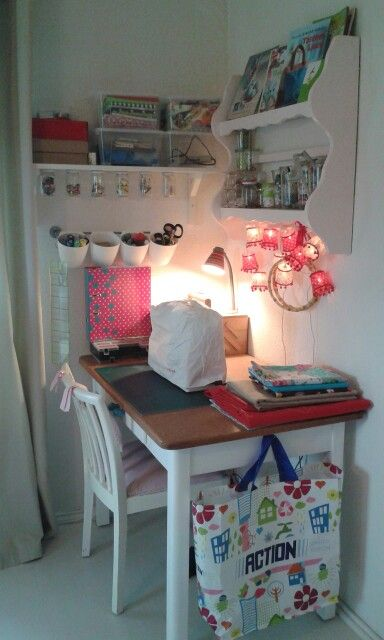 n htisch aus nem alten k chentisch ich liebe meine kleine ecke m bel diy pinterest n hen. Black Bedroom Furniture Sets. Home Design Ideas