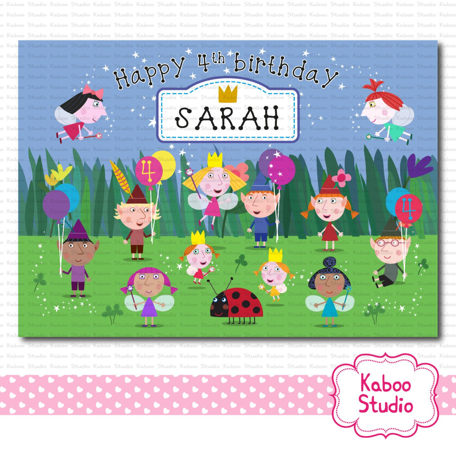 Welcome Sign - Ben, #Holly and Friends to #celebrate!, View more on ...