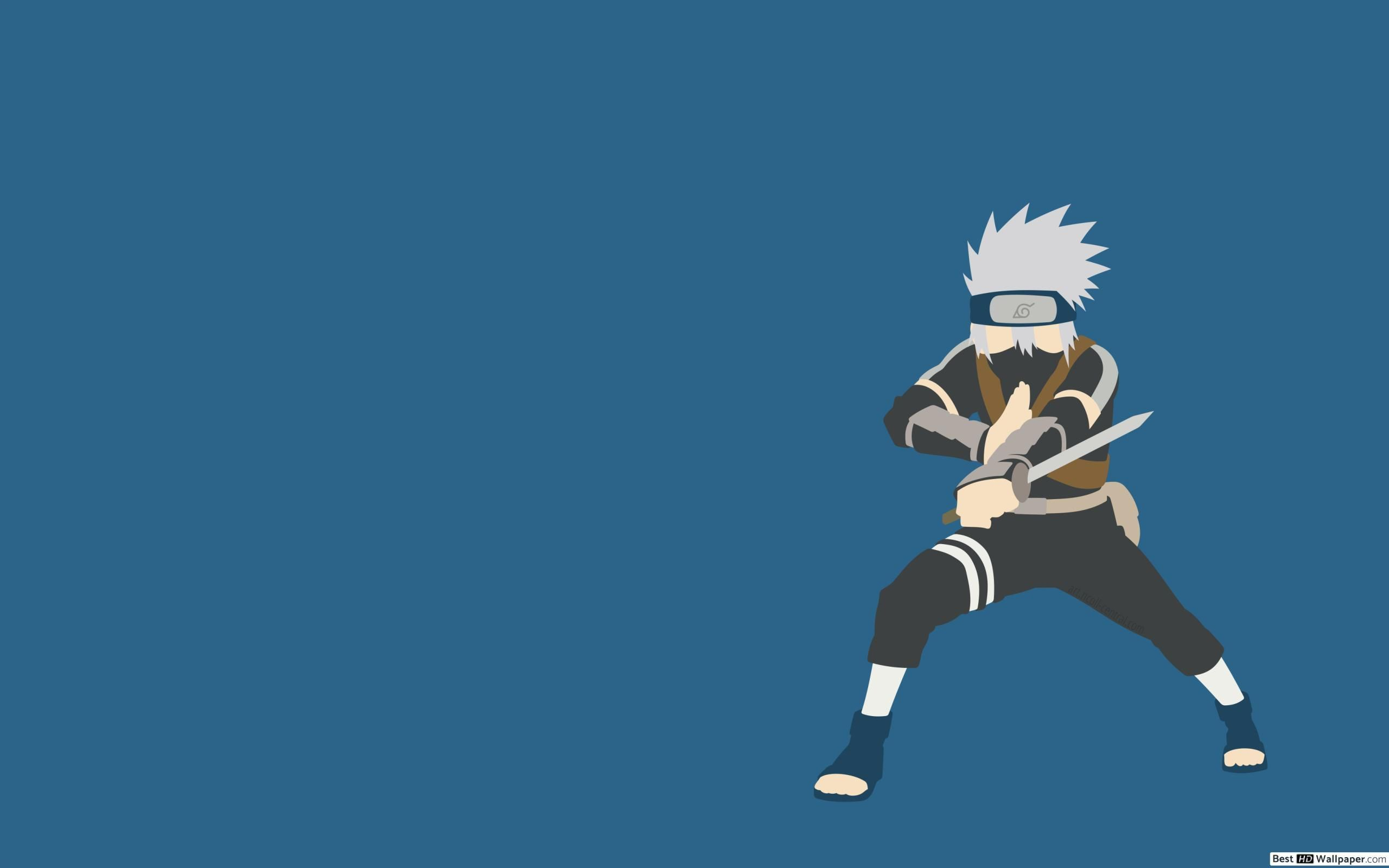 Naruto Wallpaper Ipad Pro Kakashi Hatake Of Naruto Hd Wallpaper Download Narut Goruntuler Ile