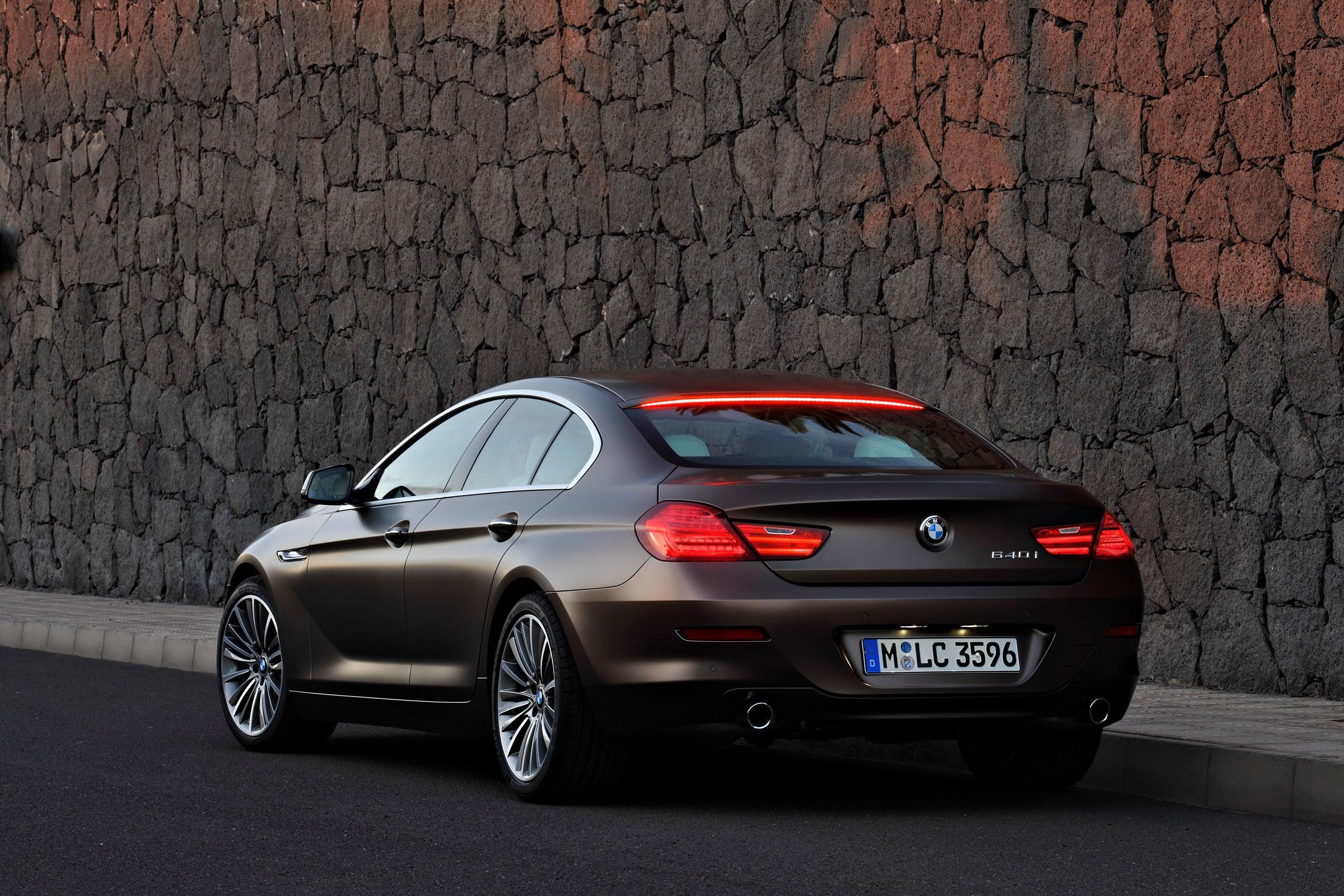 Rep in this 2015 BMW 6 Series Gran Coupe then follow my BMW board