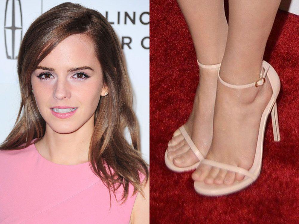 So Emma Watson Officially Has The Worlds Prettiest Feet -5251