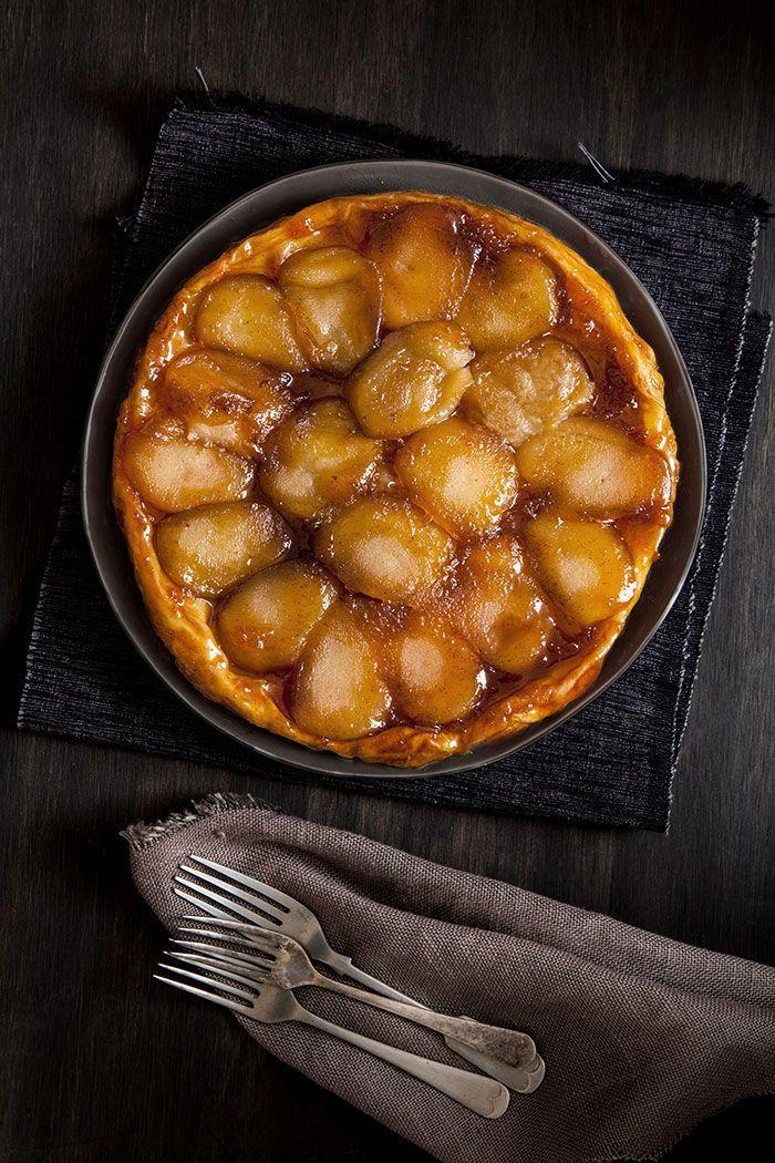 Receta de Tarta Tatin http://www.cocinaland.com/recipe-items/tarta-tatin/ @cocinaland @premiunpanchef