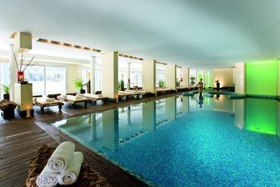 Arabella Alpenhotel am Spitzingsee - Attraktiver Winterkurzurlaub zwischen Januar und April 2013