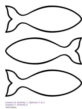fish outline image search results - Outline Of Fish