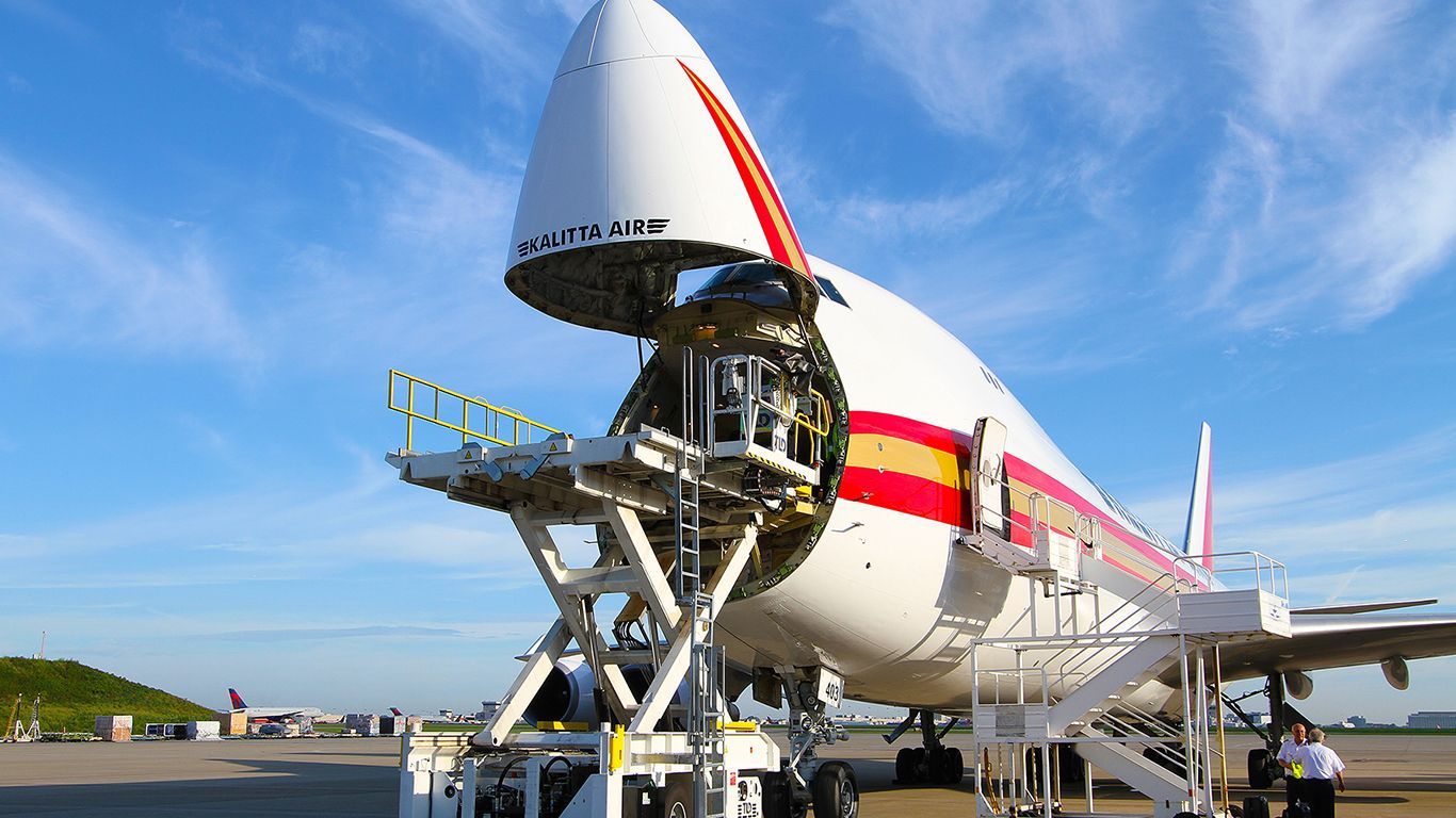 Pin by BaNDiTA_ on Aviation Cargo airlines, Boeing 747