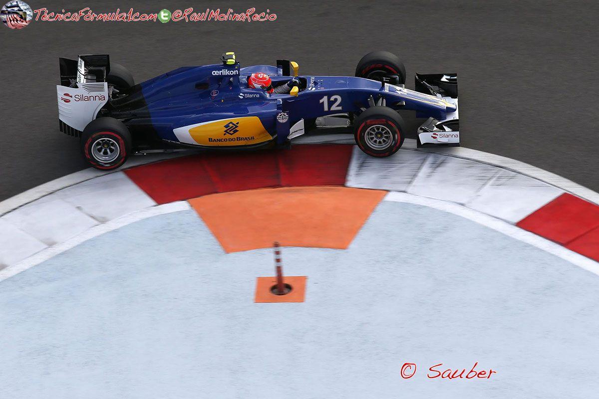 El Cambio De Ingeniero De Nasr Ha Dado Resultados Inmediatos F1 Técnicafórmula1 Com Fórmula 1 Dado Gran Premio De Rusia