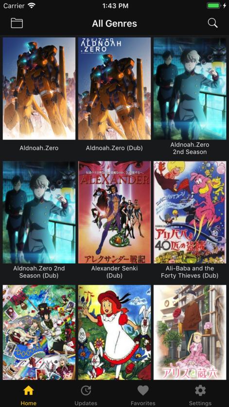 iOS] KissAnime -Social Anime Movies ($2 99 to #Free) - Games & Apps