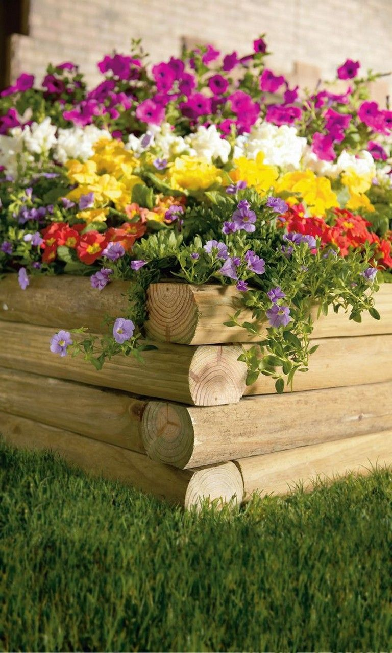 145 finest front flower bed design ideas page 4 of 130